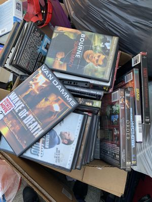 DVD lot for Sale in Dublin, CA