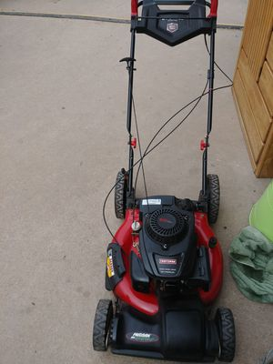 Craftsman Mower/ front wheel drive for Sale in Fort Worth, TX