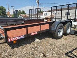2021 Carson 14 ft HD trailer for Sale in Denver, CO