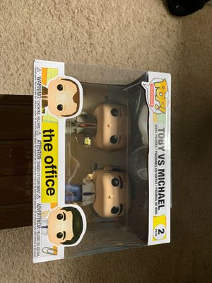 POP Funko: The Office - Toby V. Michael for Sale in Aspen Hill, MD
