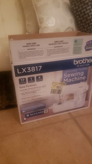 Brother sewing machine for Sale in Temecula, CA