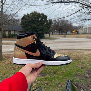 "Jordan 1 OG NRG ""GOLD TOP3"" for Sale in Dallas, TX"