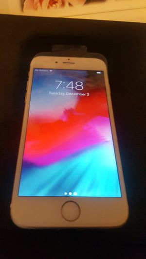 iphone 6 16gb AT&T for Sale in Portland, OR