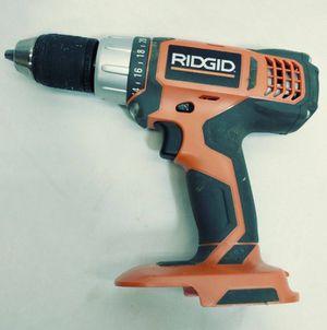 18v RIDGID Drill!! for Sale in Coral Springs, FL