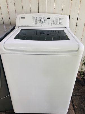 Whirlpool dryer kenmore washer for Sale in Tampa, FL