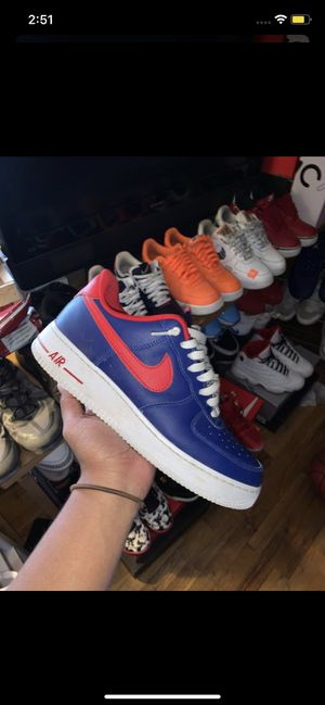 air force one nike id size 9.5 for Sale in Olympia, WA