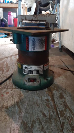 "Grizzly 6"" universal surface grinder for Sale in Bartow, FL"