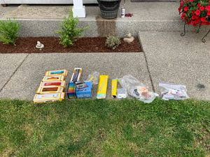 Antique train set parts for Sale in Yelm, WA