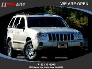 2007 Jeep Grand Cherokee for Sale in Costa Mesa, CA