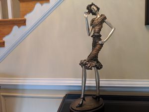 Decor figurine of woman for Sale in Rockville, MD