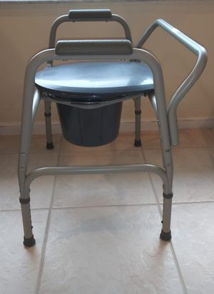 Adult Toilet Seat Bedside Commode for Sale in Miramar, FL