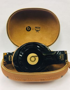 MCM Special Edition Beats Studio Wireless Bluetooth Headphones for Sale in Miami, FL