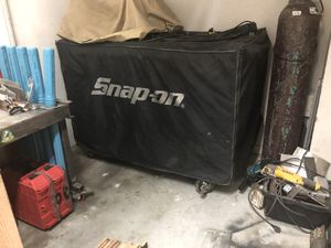 Snap On Master Series Tool Box for Sale in Tampa, FL