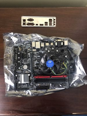 Computer parts for a beginner/medium gaming pc for Sale in Pawtucket, RI