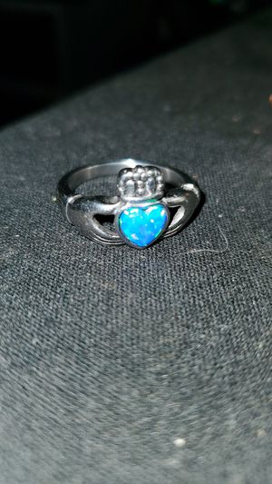 Irish claddagh wedding ring for Sale in Oklahoma City, OK