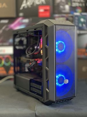 Coolermaster custom Gaming PC ** i7-5820K/16GB/1070 8GB for Sale in Industry, CA