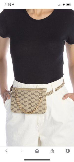 Michael Kors waist bag for Sale in Mesquite, TX