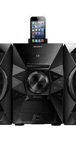 Sony MHC-EC619iP Home Stereo Receiver Audio iPhone Dock Radio CD USB for Sale in Santee,  CA