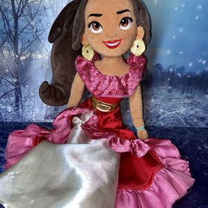 Large Disney parks Elena plush doll for Sale in Long Beach, CA