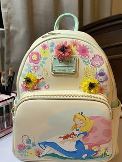 Disney Alice In Wonderland Loungefly Mini Backpack for Sale in Fresno,  CA