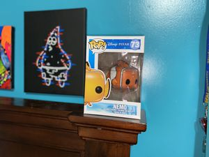Funko Pop! Disney Pixar Nemo for Sale in Manassas Park, VA