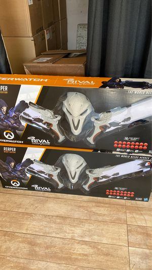 Nerf gun overwatch fortnite reaper eight edition for Sale in Downey, CA