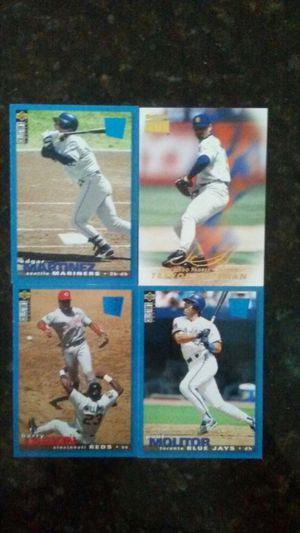 Hall of Fame Baseball Players cards for Sale in BVL, FL