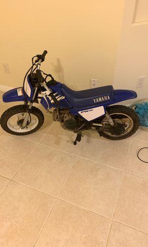 Dirt bike yamaha Pw 50 for Sale in Bradenton, FL