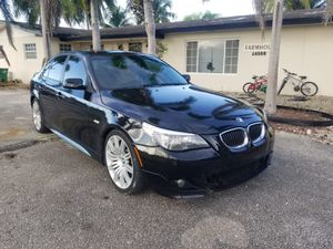2008 BMW 550I CLEAN TITLE ASKING $5500 CASH for Sale in Miami, FL
