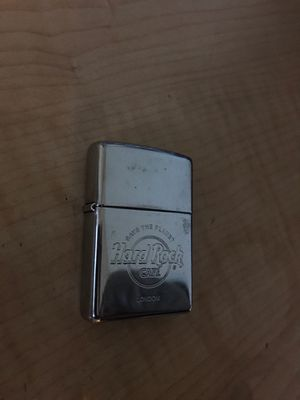 Zippo Hard Rock Cafe LONDON for Sale in Aurora, CO