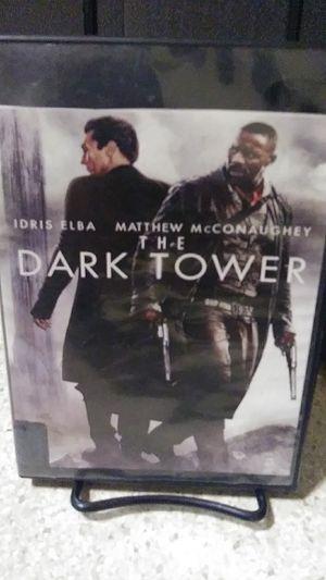 Dark tower dvd for Sale in Yakima, WA