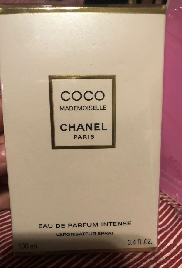 Chanel perfume Real no fake