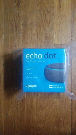 Echo Dot 3rd Generation for Sale in Arlington, VA