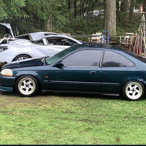 97 Ek Coupe Civic for Sale in Tacoma, WA