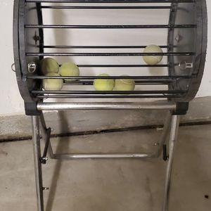 Gamma Tennis Ball Hopper/Mower for Sale in Norco, CA