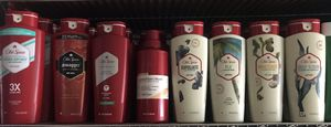 New Old Spice Body Wash (4) for Sale in Spring, TX