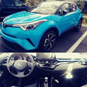 2019 Toyota CHR XLE 4d Crossover SUV for Sale in Pembroke Park, FL