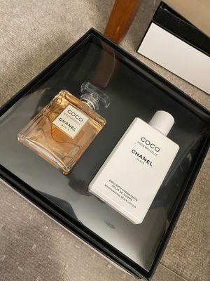 Chanel coco perfume set for Sale in Corona, CA