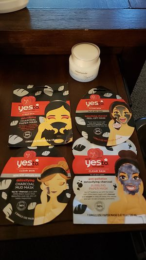 Face masks and cream for Sale in Kent, WA