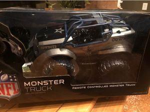 Used, Remote Control Cowboys Monster Truck for Sale for sale  Alpharetta, GA