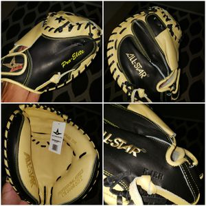 New All-Star Pro Elite CM3000SBT Catchers mitt glove baseball 33.5inch for Sale in Riverside, CA