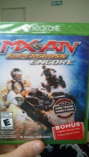 MX vs ATV supercross encore for Sale in Bradenton, FL