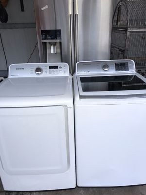Samsung washer and dryer set for Sale in Bartow, FL