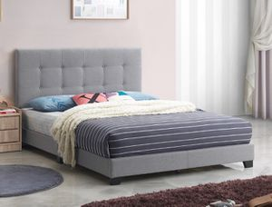 New! Platform Queen Bed for Sale in Archdale, NC