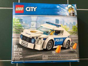 $10 LEGO - City Police Patrol Car 60239 for Sale in Las Vegas, NV