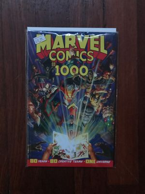 Marvel Comics #1000 for Sale in Richmond, CA