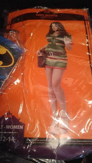 Several different costumes from adult to child for Sale in San Antonio, TX