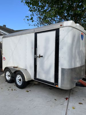 Enclosed cargo trailer for Sale in Houston, TX