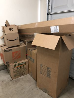 Moving boxes for Sale in Lodi, CA
