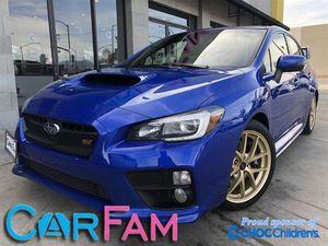 2015 Subaru WRX STI for Sale in Bloomington, CA